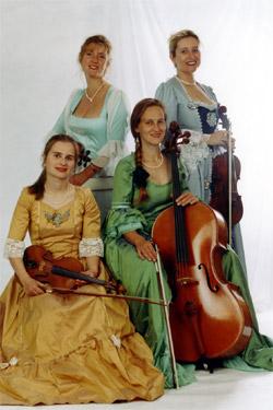 Streichquartett Berlin Rokoko